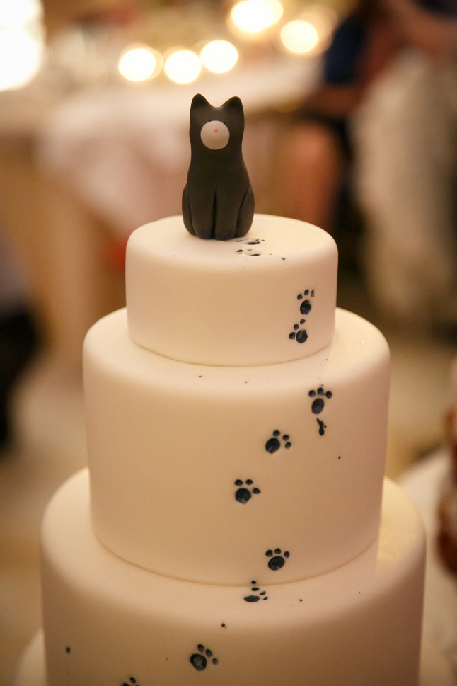 wedding cake chat