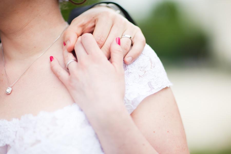 Mon mariage en blanc, rose et orange : les derniers jours avant le mariage…