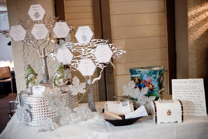Decoration Table Honneur R Amour