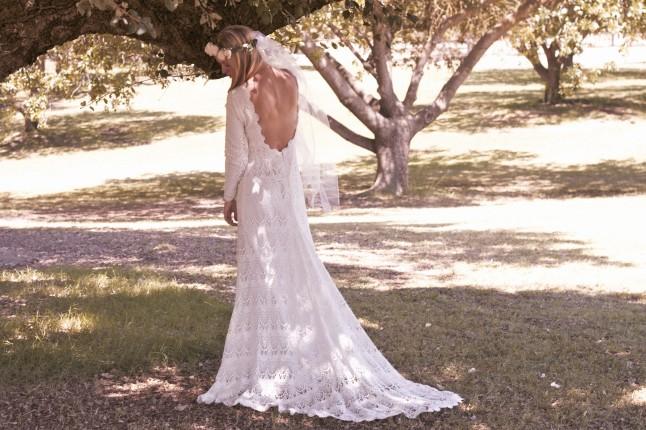 robe de mariée Harlow Market