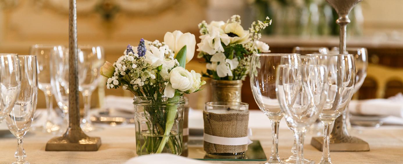Mon mariage d'hiver à gros budget – comment nous avons créé la décoration avec notre wedding-planner