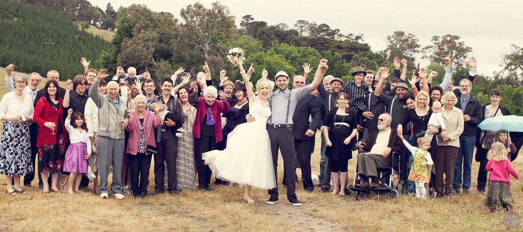 Comment faire quand les gens s'invitent à ton mariage ? Première partie