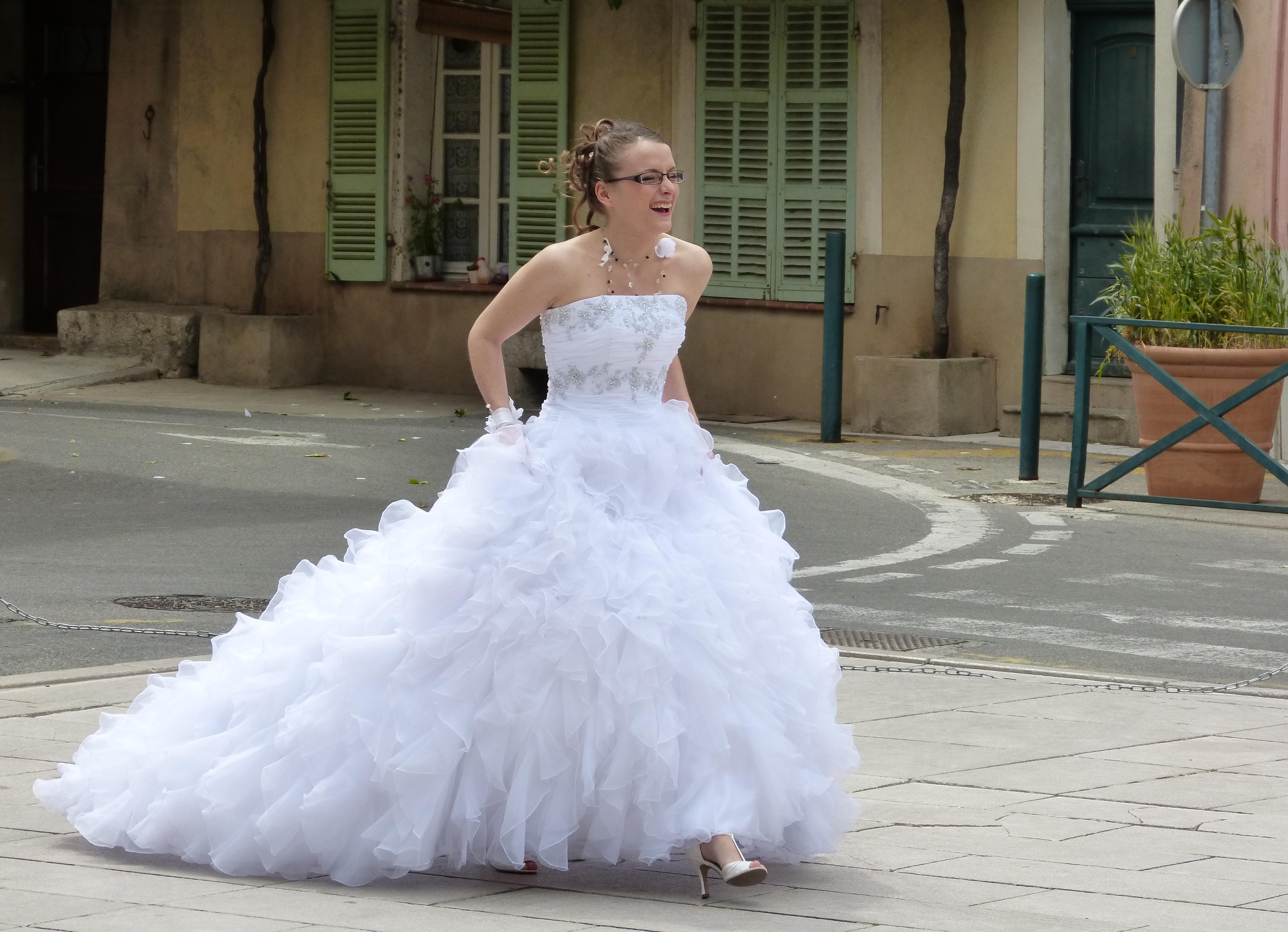 Mon mariage Cinéma – L'arrivée des mariés !