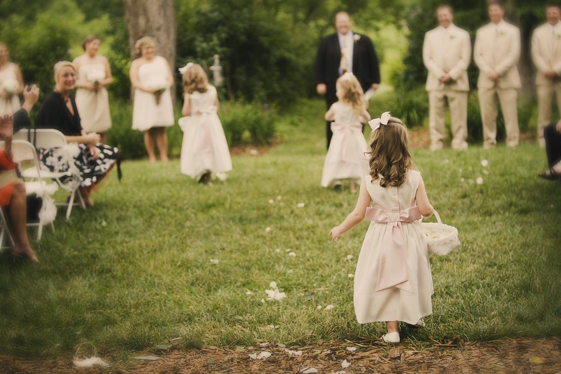 Les traditions du mariage aux Etats-Unis