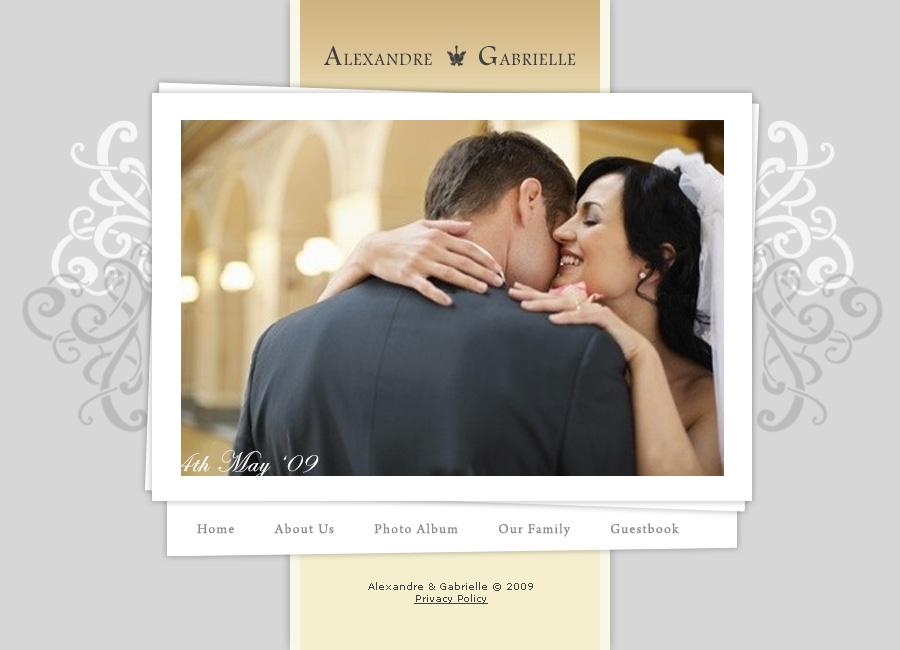 Un site internet DIY pour guider nos invités!