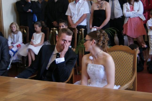 Eglise mariage Black