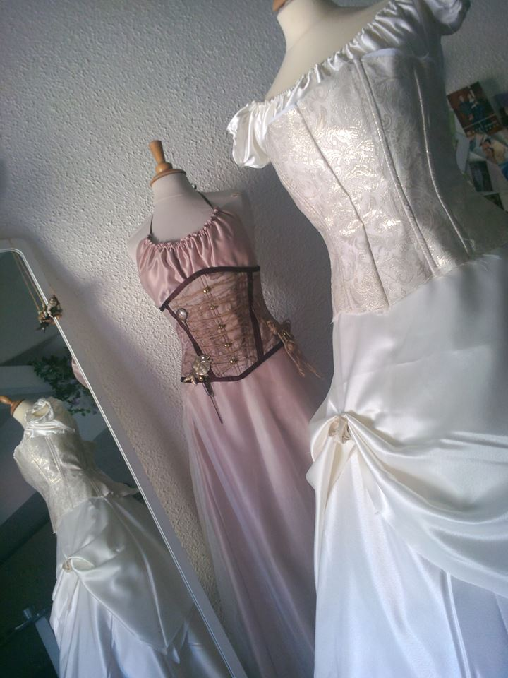 A la recherche d'une robe féerique – Partie 1