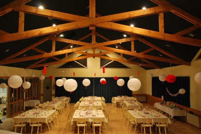 Salle Mlle Coquelicot