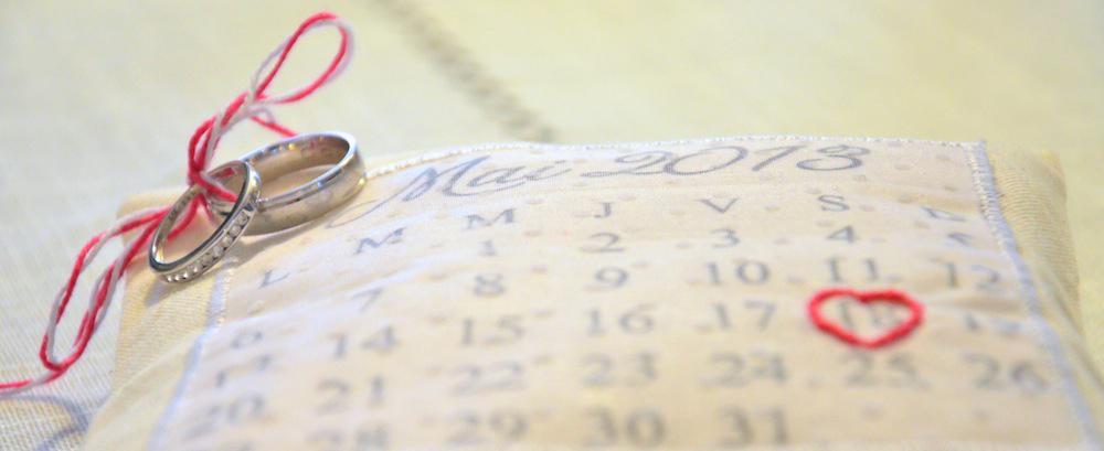Mon mariage en blanc, rose et orange – être mariée, ça change quoi ?