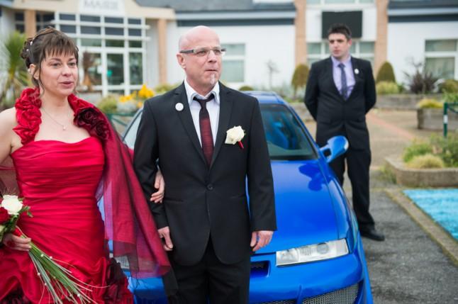 voiture du marié