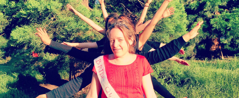 Mon EVJF parisien : B comme Brunch, Bride Queen, Barque et Bubble tea !