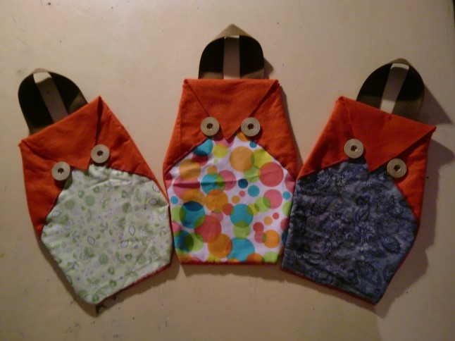 sacs hiboux cadeau enfants