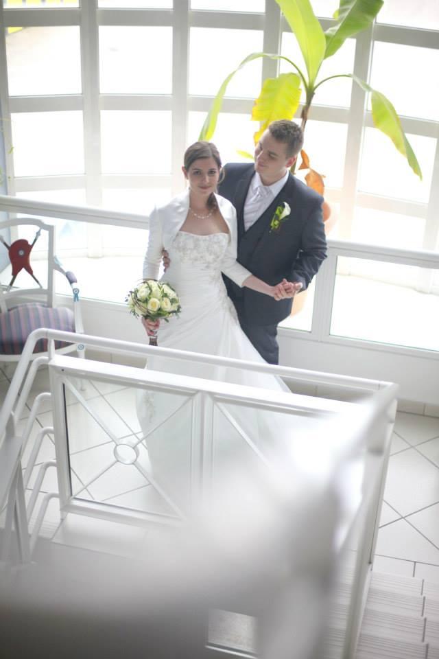 Mon mariage chocolaté : la cérémonie civile