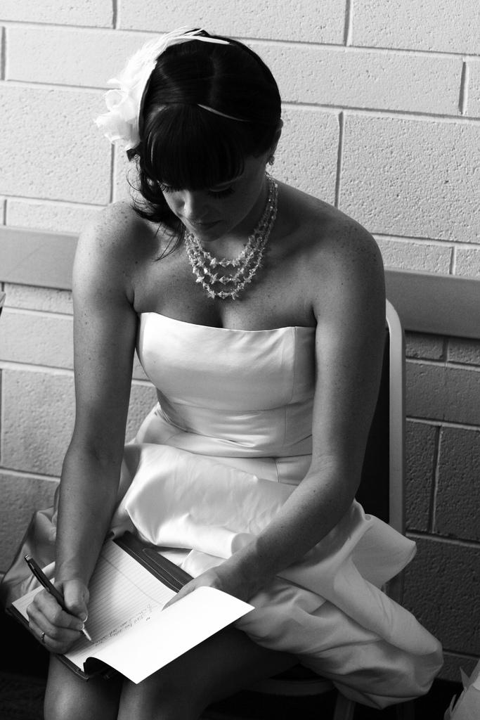 Ouverture de candidatures pour devenir future mariée chroniqueuse