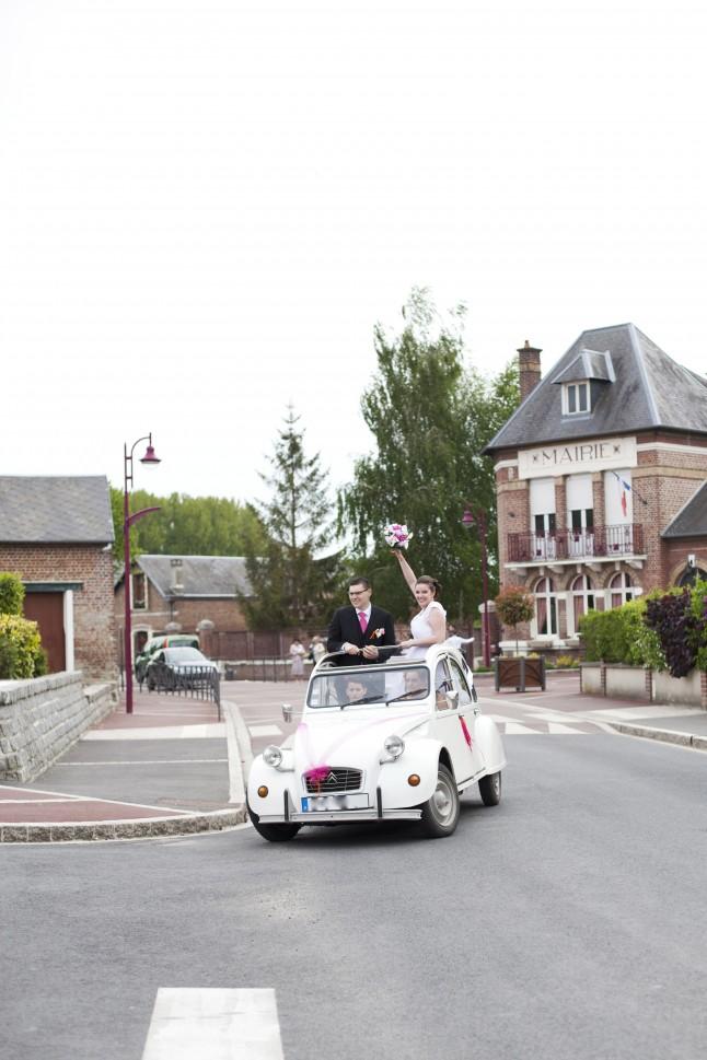 Mariés en 2CV