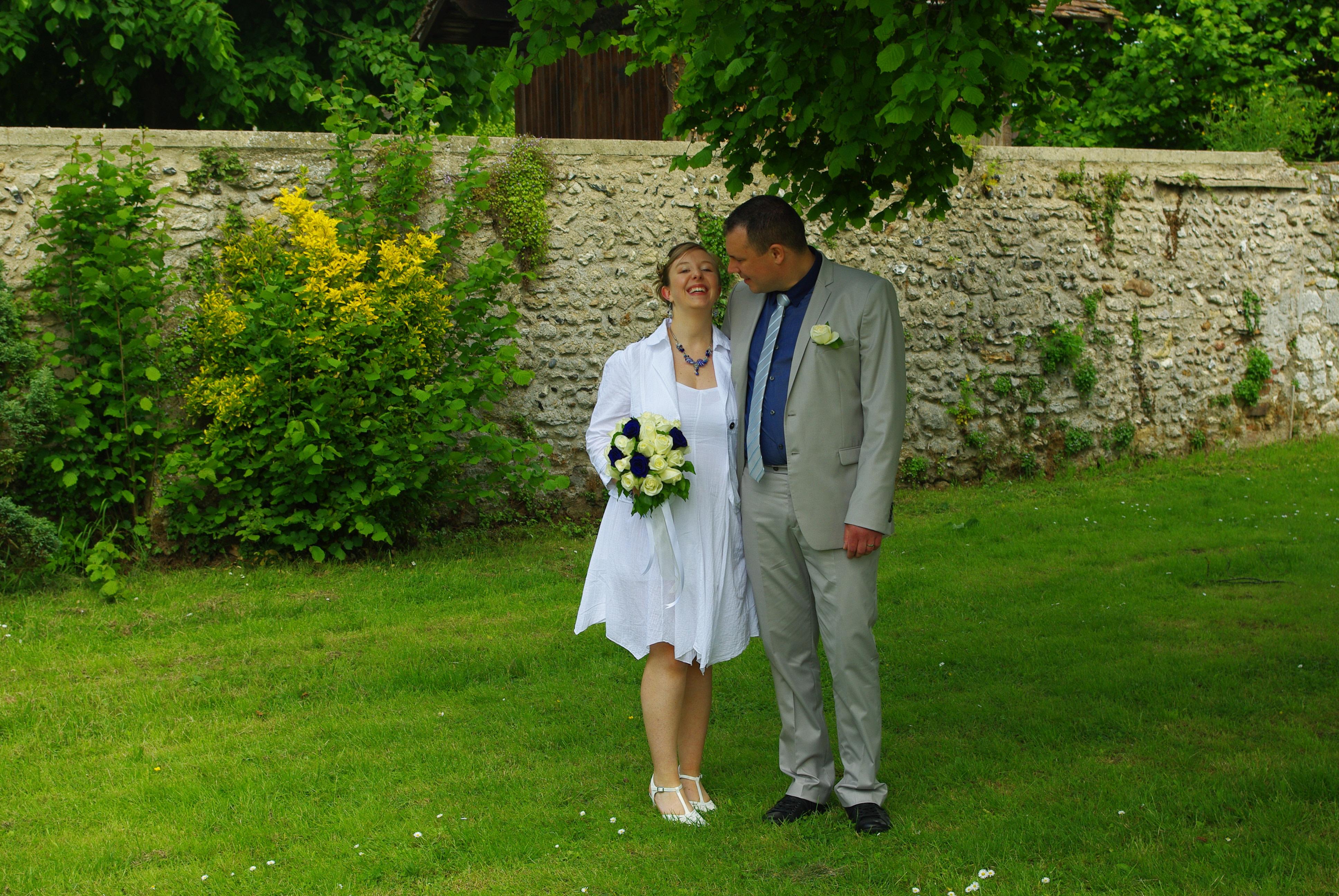 Notre mariage en 2 temps : la découverte, la cérémonie civile et la soirée !