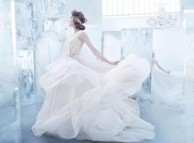 Lazaro Bridal 2013