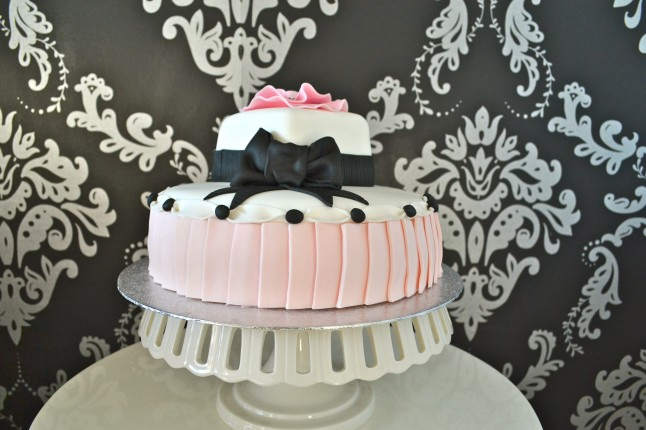 So sweet cake