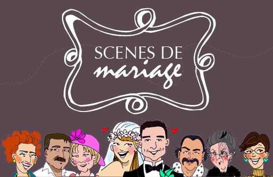 Cette semaine sur Scènes de Mariage
