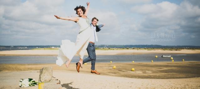 Le mariage de Mélodie, une beach party au paradis ! 1ère partie
