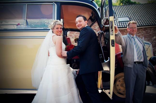 le bus des mariés