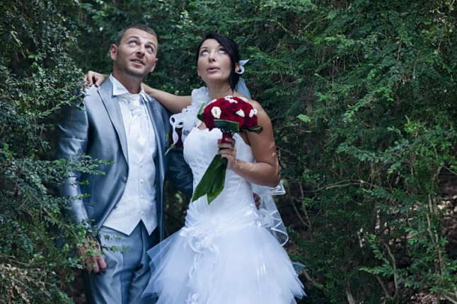 mariage photo de couple