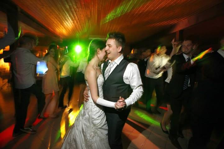 Mon mariage chocolaté – la soirée (2ème partie)
