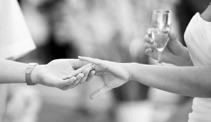 Une demande en mariage (extra) ordinaire