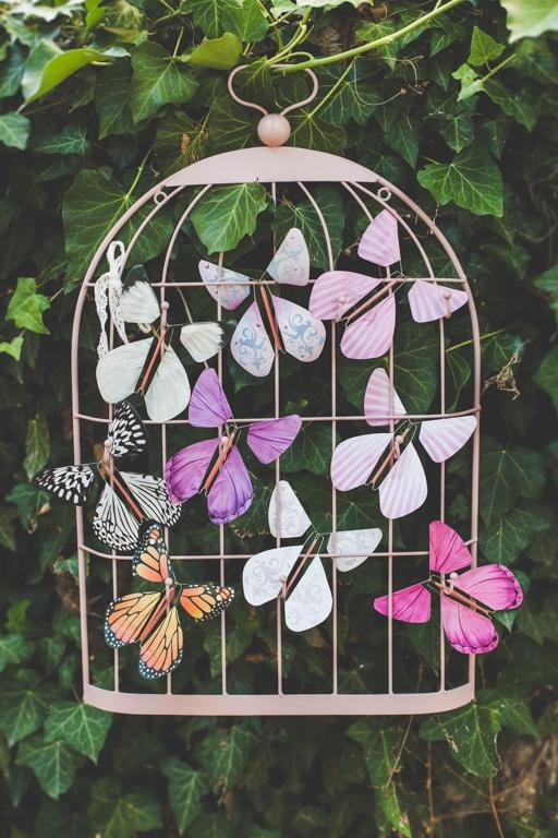 Déco Papillons Magiques