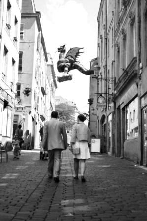 Mon mariage Sixties, à la Mairie – 2e partie