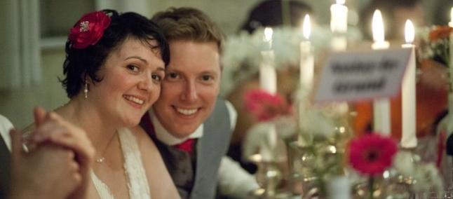 Mon mariage bilingue : le dîner et la soirée dansante