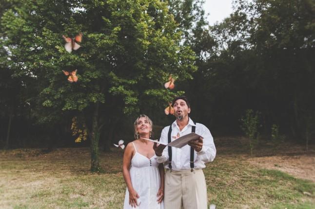 Magie des Papillons