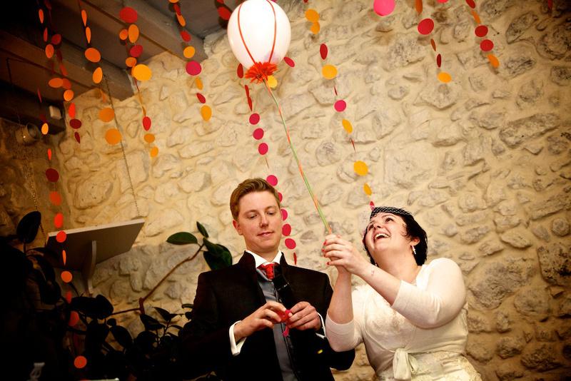 Mon mariage bilingue : la cérémonie d'engagement