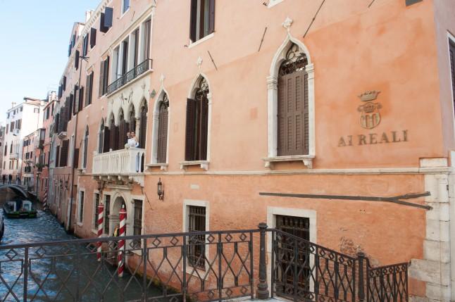 Mariage à Venise - photos de couple