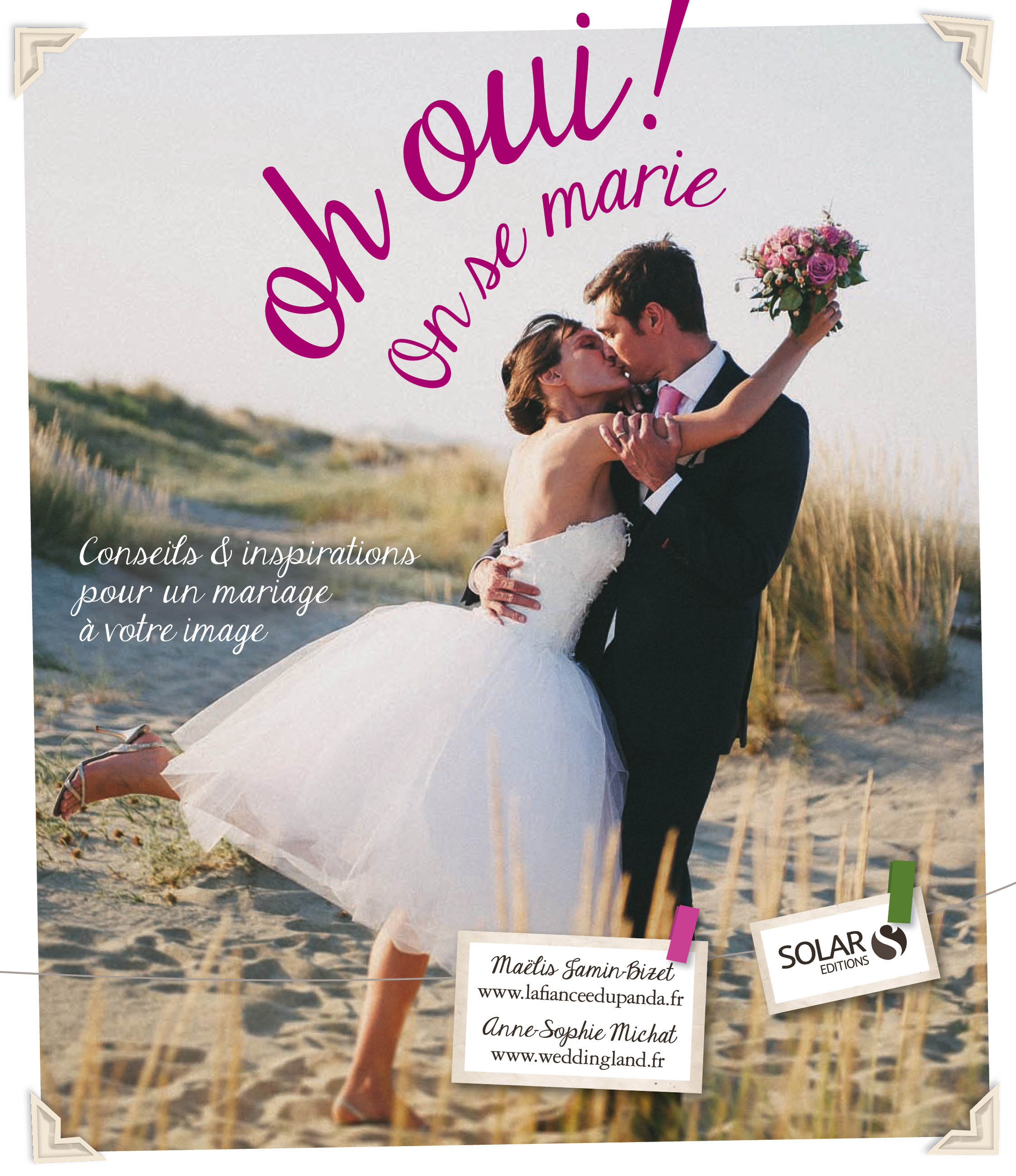"Gagne ton livre ""Oh Oui On se Marie"" !"