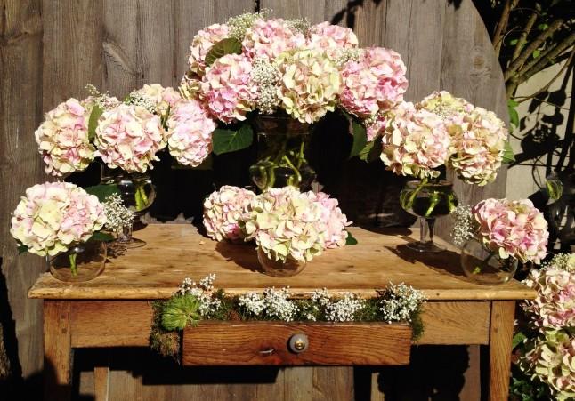 Décoration florale mariage Chez Fleur