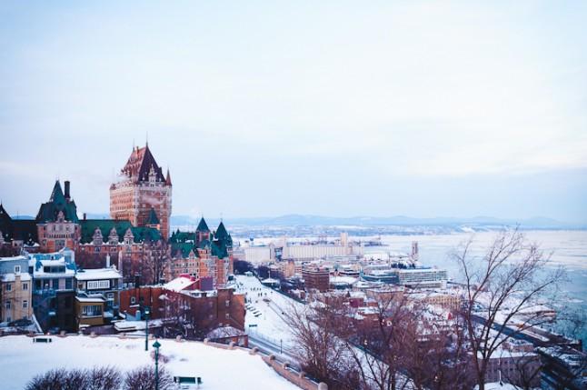 Québec en amoureux