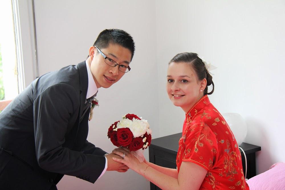 Mon mariage mixte en deux temps : la cérémonie chinoise