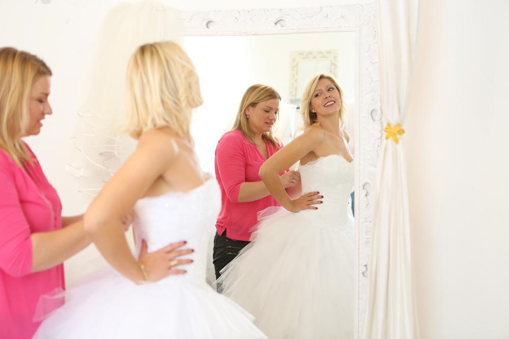 A la recherche de ma robe de mariée, la prise de tête… Conclusion
