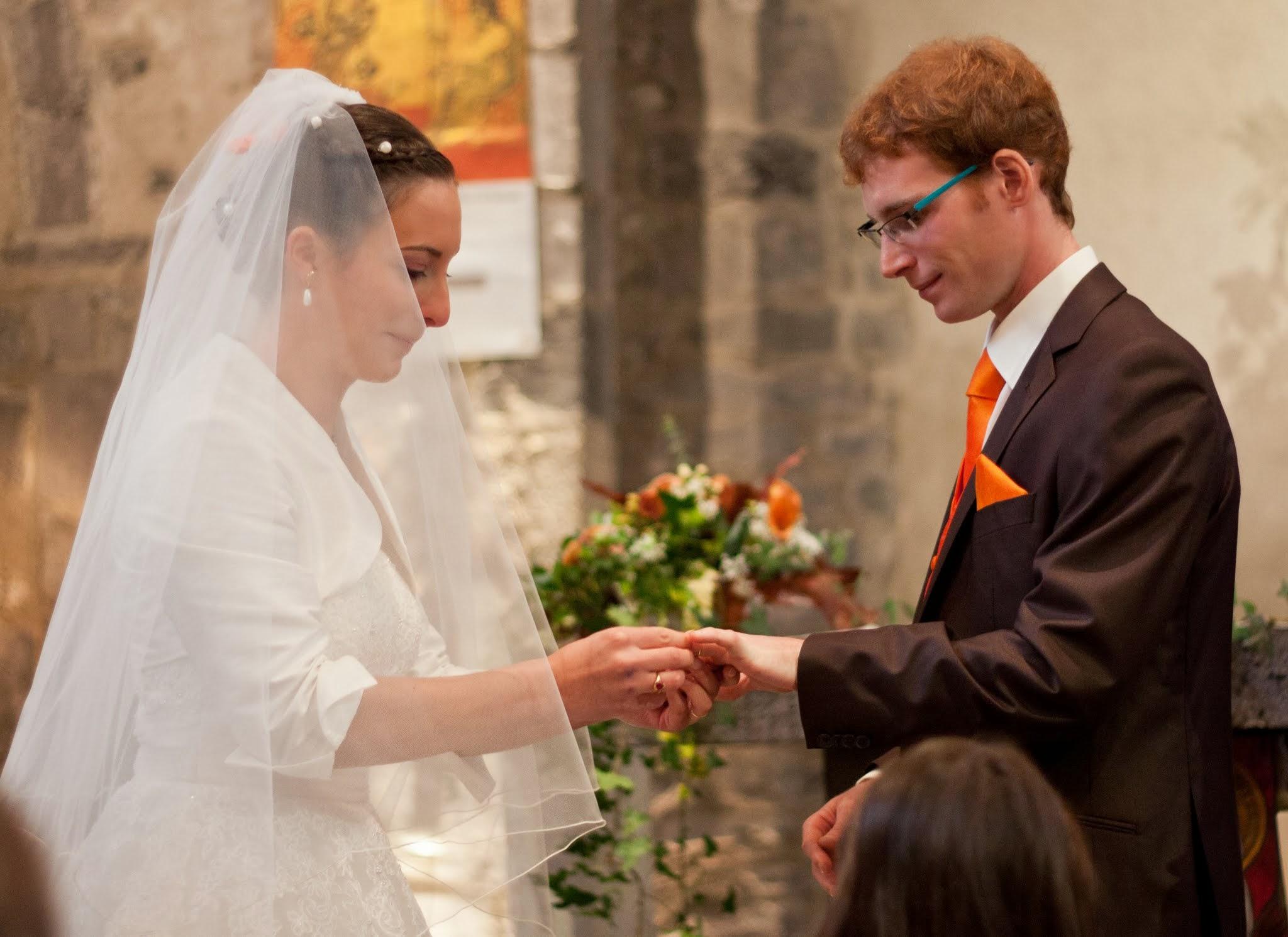 Mon mariage traditionnel automnal : la cérémonie religieuse, toute en émotion…