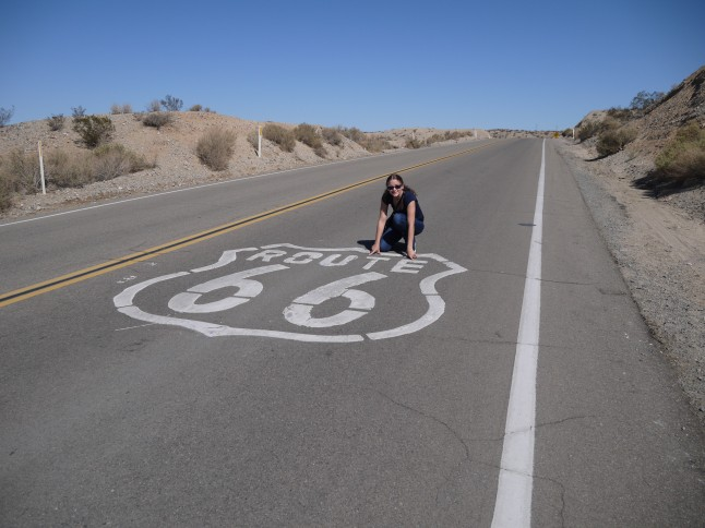 Voyage de noce sur la Route 66
