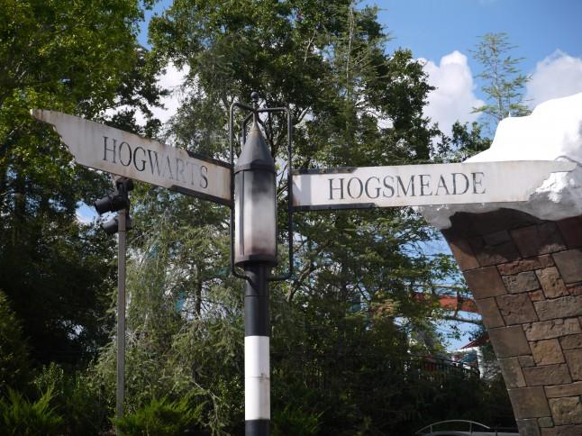 Voyage de noce thème cinéma Harry Potter
