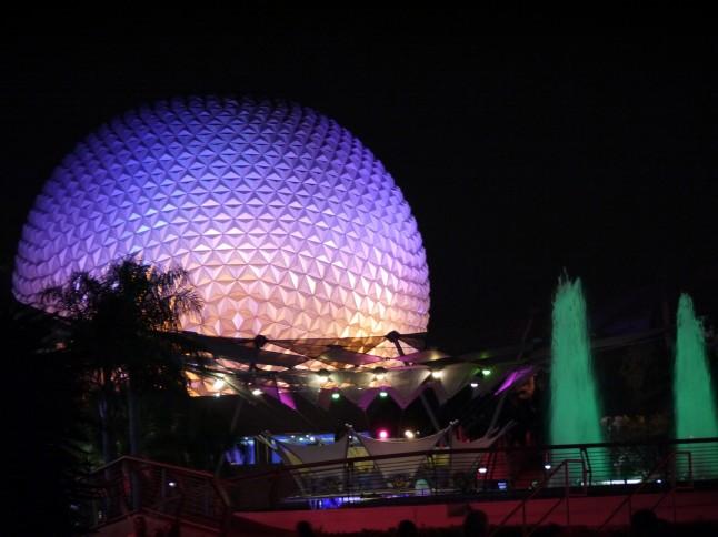 Voyage de noce à Disneyworld Epcot