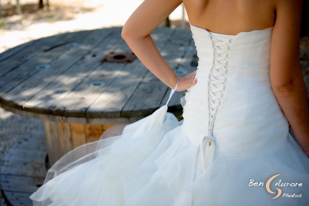 Robe de mariée Ben & Aurore 2