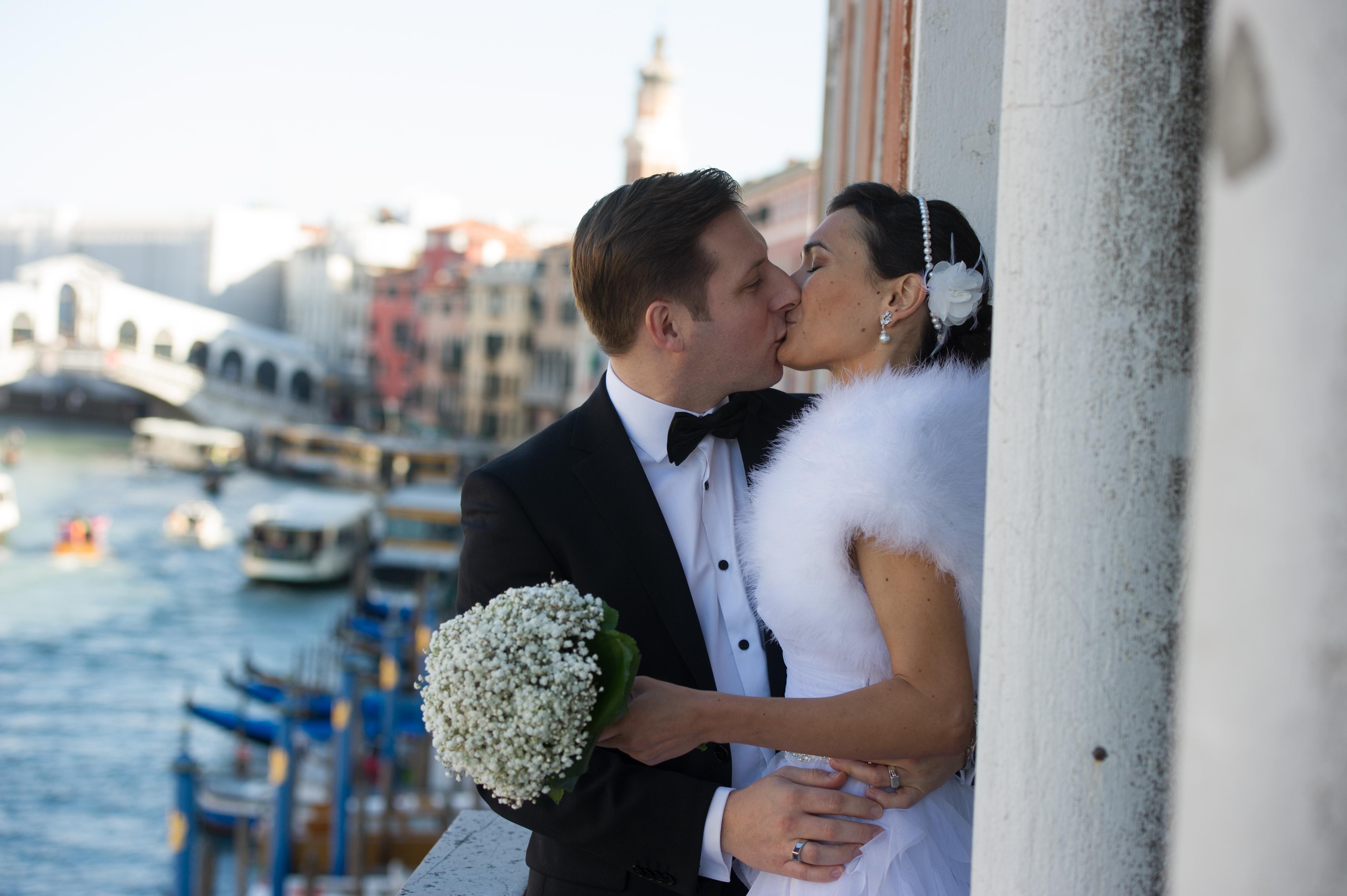 La cérémonie civile de mon mariage à Venise