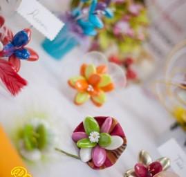 Dragées Fleuries