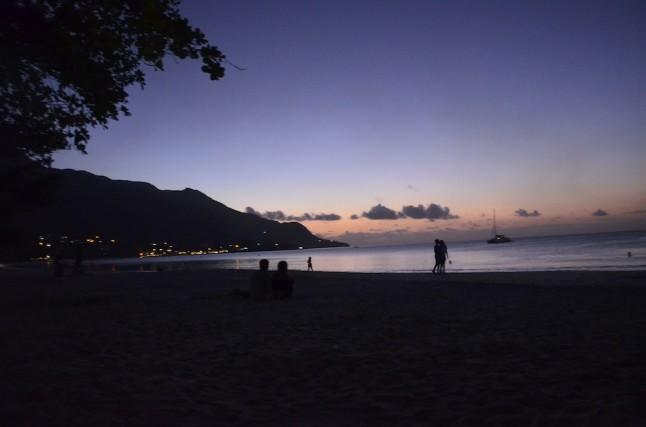 Baie de Beauvallon voyage de noce aux Seychelles