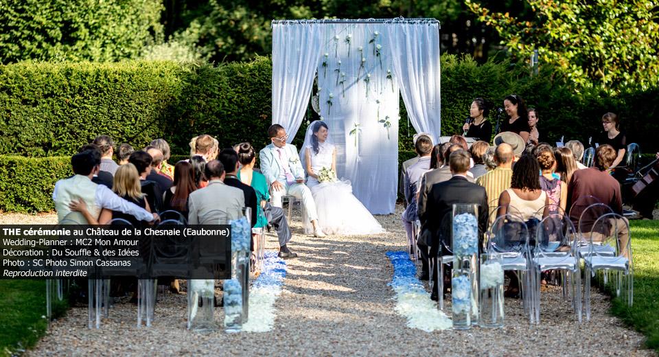 THE cérémonie