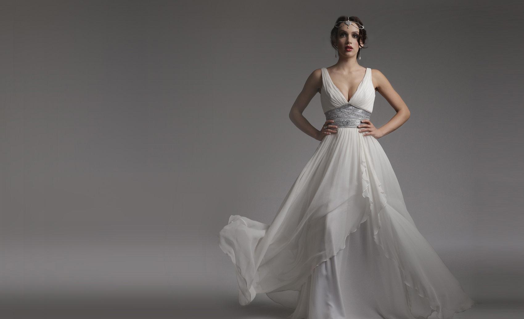 A la recherche de LA robe de mariée : un long voyage…