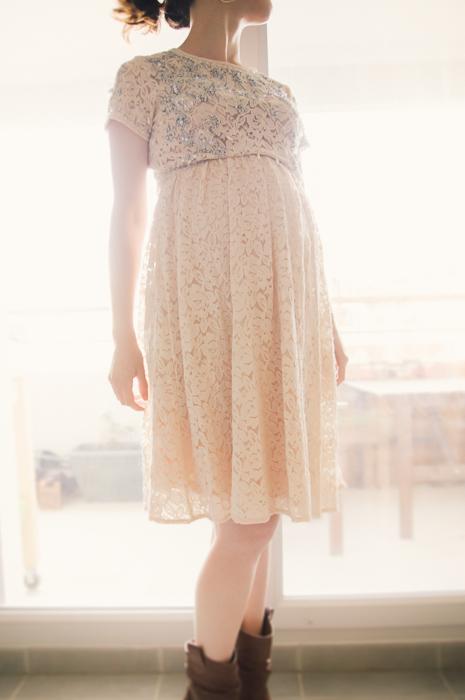 robe de mariée future maman ASOS